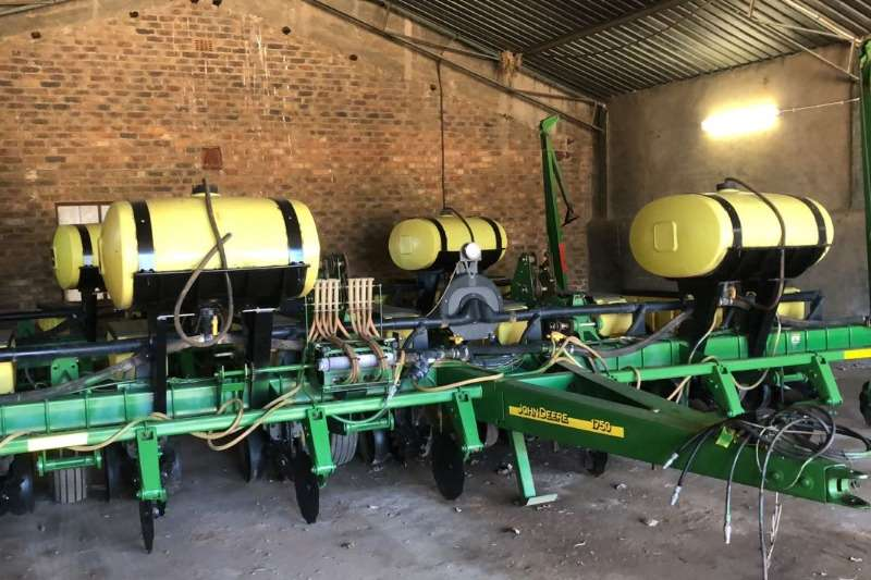 John Deere Planting and Seeding Row Units John Deere 1750