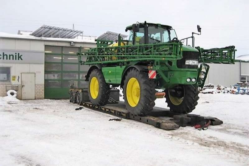 John Deere Sprayers and Spraying Equipment Trailer Mounted Sprayers 5430i (SOLD)