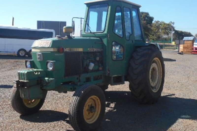 John Deere Tractors 1988