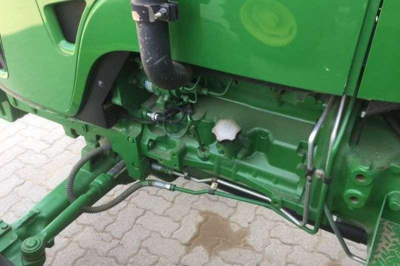John Deere 5076 4x4 Open Station Tractor Tractors