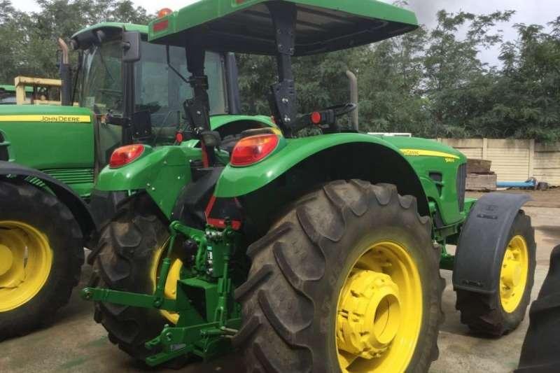 John Deere 5082E Open Station Tractor Tractors
