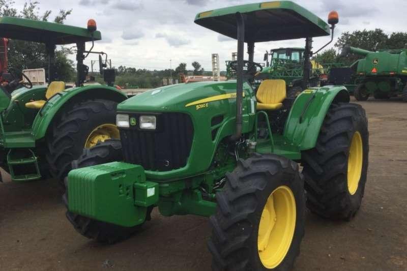 John Deere Tractors 5090E Open Station Tractor 2017