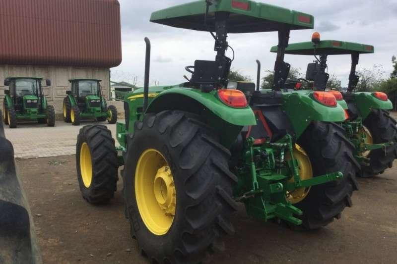 John Deere 5090E Open Station Tractor Tractors
