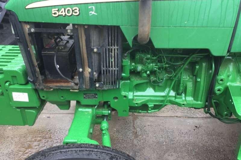 John Deere 5403 4x2 OPen Station Tractor Tractors