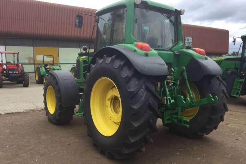 John Deere 6630 MFWD Cab Tractor Tractors
