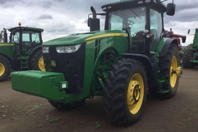John Deere Tractors 8345R Cab Tractor 2015
