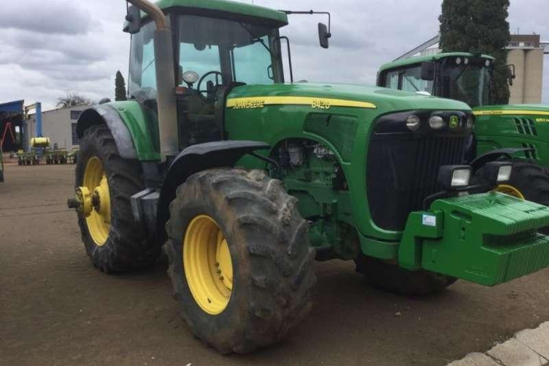 John Deere 8420 MFWD Cab Tractor Tractors