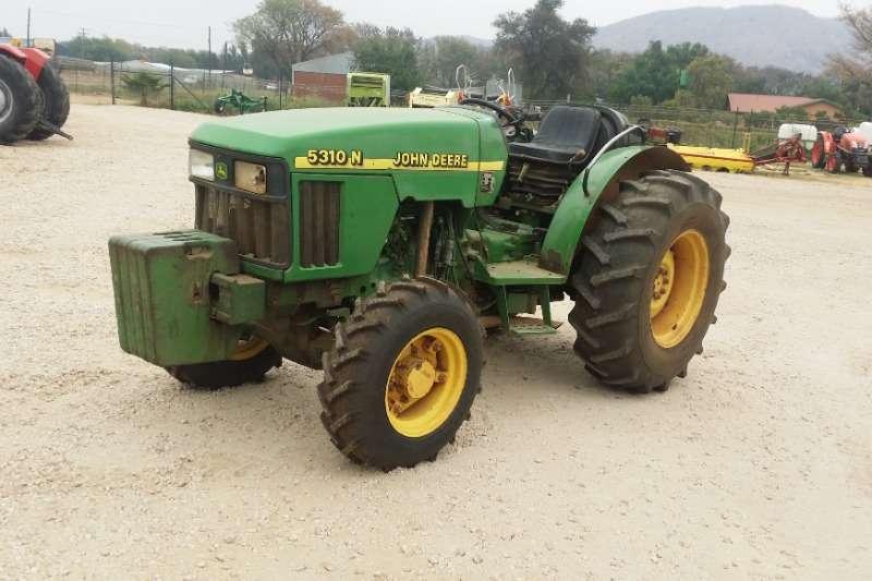 John Deere Compact tractors John Deere 5310N Tractors