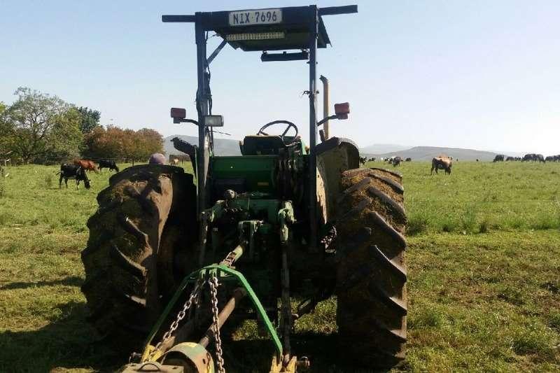 John Deere Four wheel drive tractors John Deere 6225 Tractors