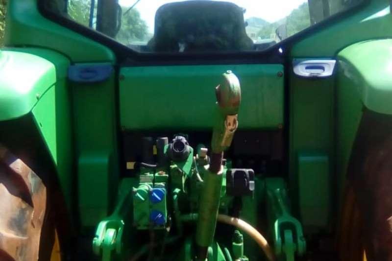John Deere Four wheel drive tractors John Deere 6430 P/Cab Tractors