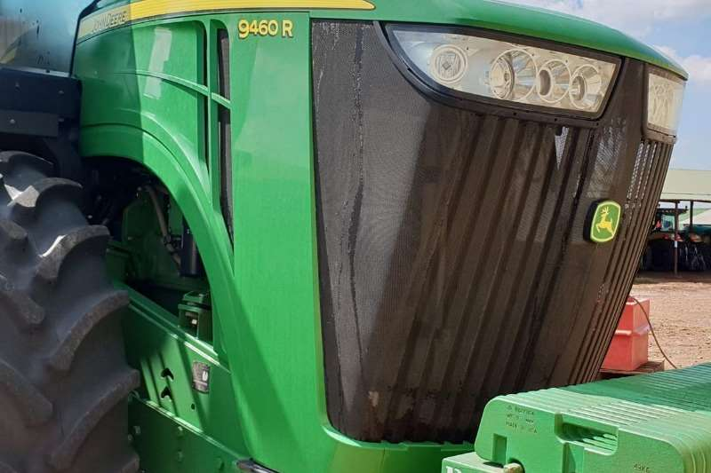 John Deere Four wheel drive tractors John Deere 9460 R Tractors