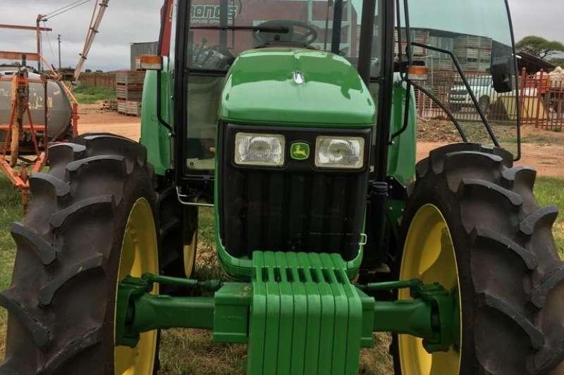 John Deere Speciality tractors John Deere 5090 EH Cab Tractors