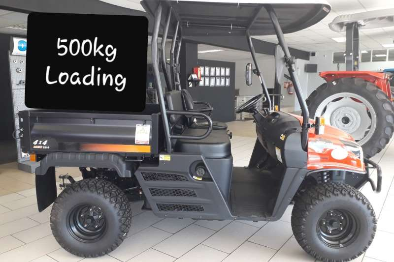 Kioti Four wheel drive Kioti MEC2210 NEW 2019 Utility vehicle