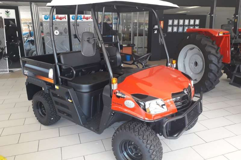 Kioti Utility Vehicle Four Wheel Drive Kioti MEC2210 NEW 2019 2019