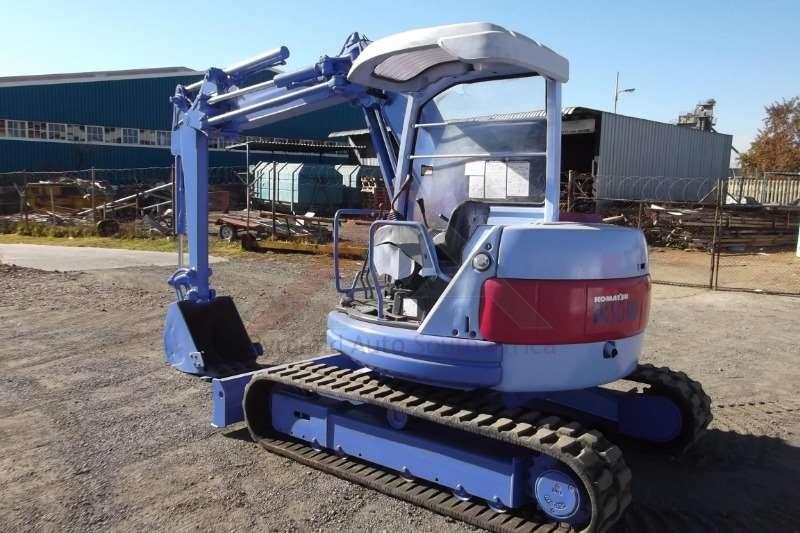Komatsu PC50UU 2 Excavator