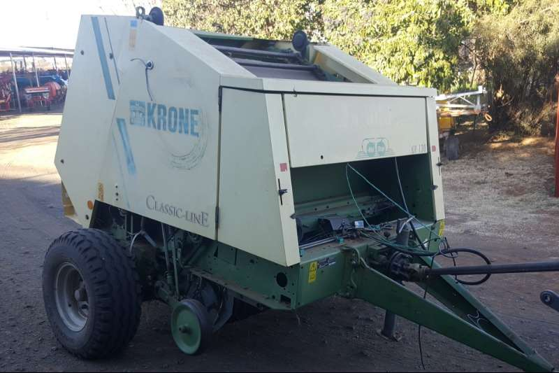 Krone Balers Krone Baler 130 Hay and forage