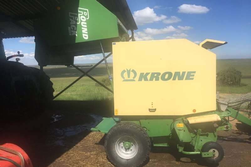 Krone Balers Krone Baler 1550 Hay and forage