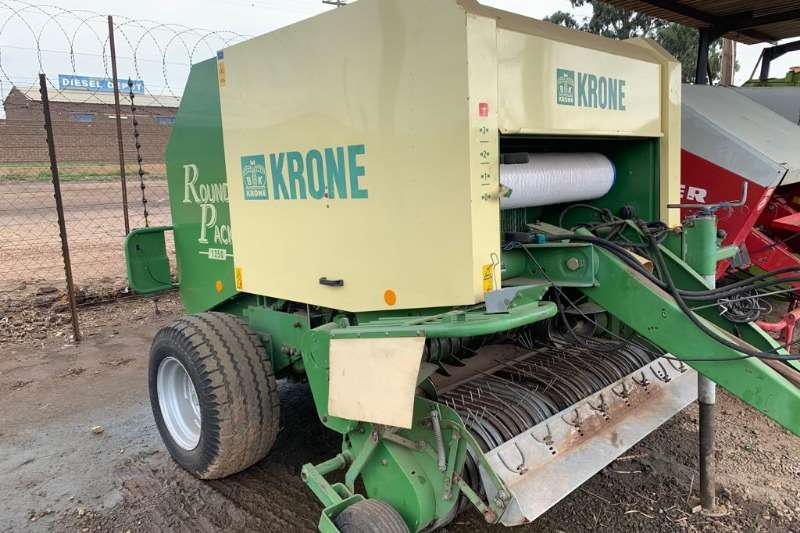Krone Hay and Forage Balers Krone RP1250 Baler twine and net