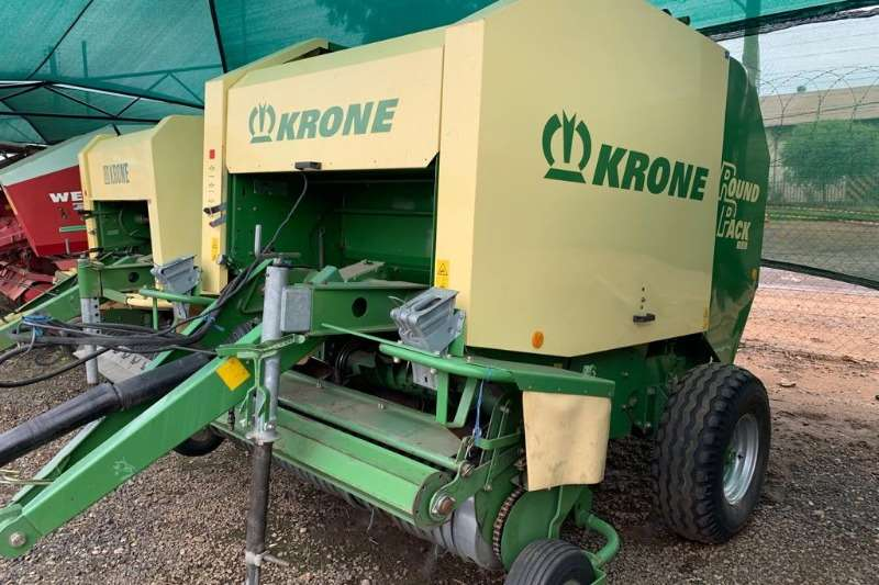Krone Balers Krone RP1250 Baler twine and net Hay and forage