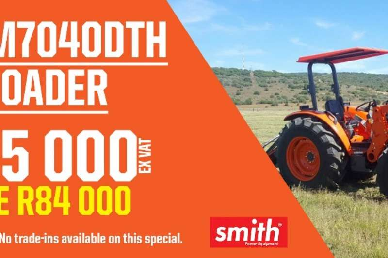 Kubota Tractors 2019  Summer Specials  Call 012 520 5010