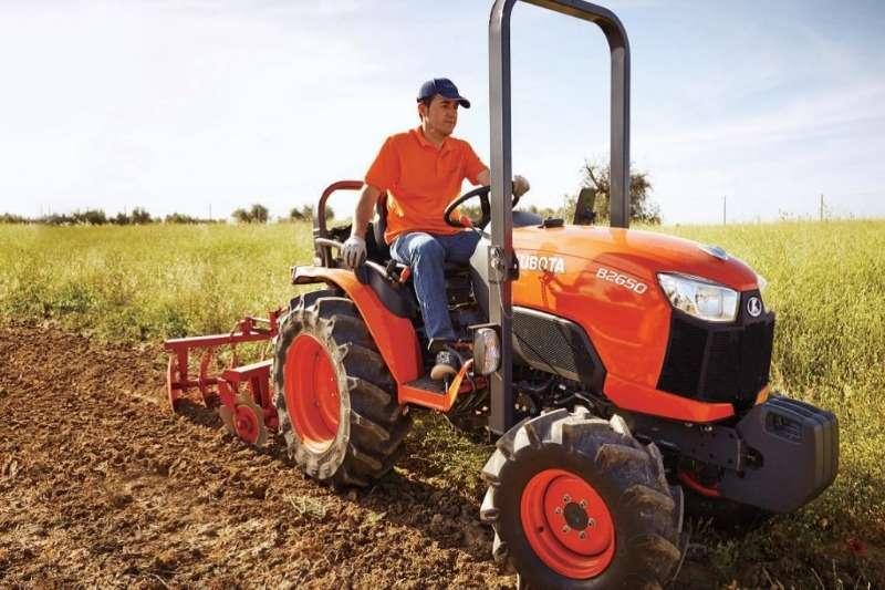 Kubota Tractors Four Wheel Drive Tractors Brand NEW B2650 HST 19.1kW/26HP, 3 cylinder 4WD