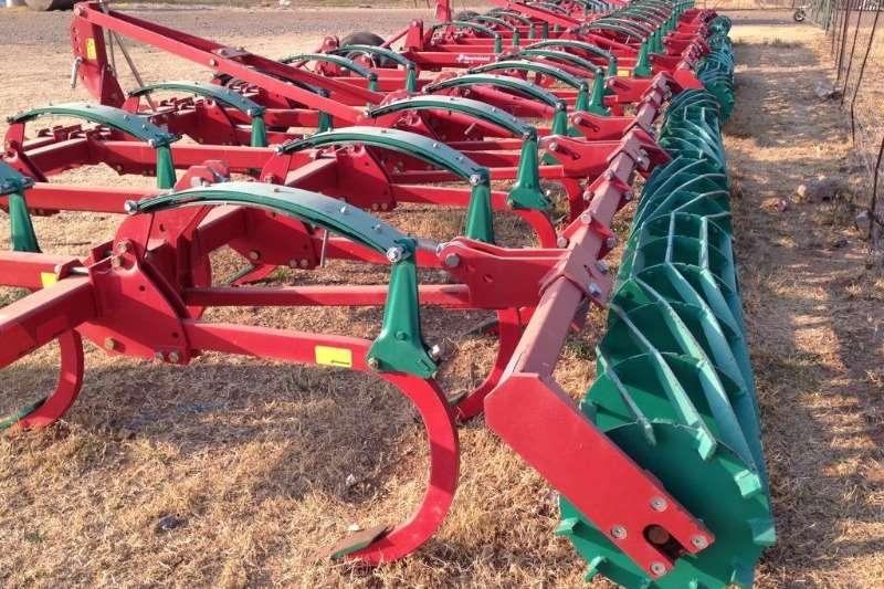 Kverneland Other cultivators Kverneland CLG II 13 Tand met Rollers Cultivators