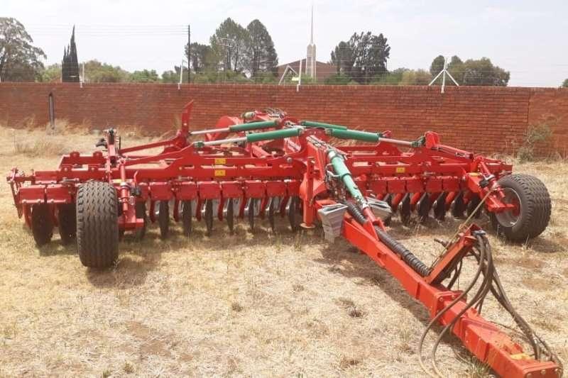 Kverneland Cultivators Qualidisc 6000 Trailed 2019