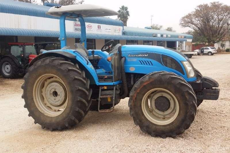 Landini Four wheel drive tractors Landini 5H   100 Tractors