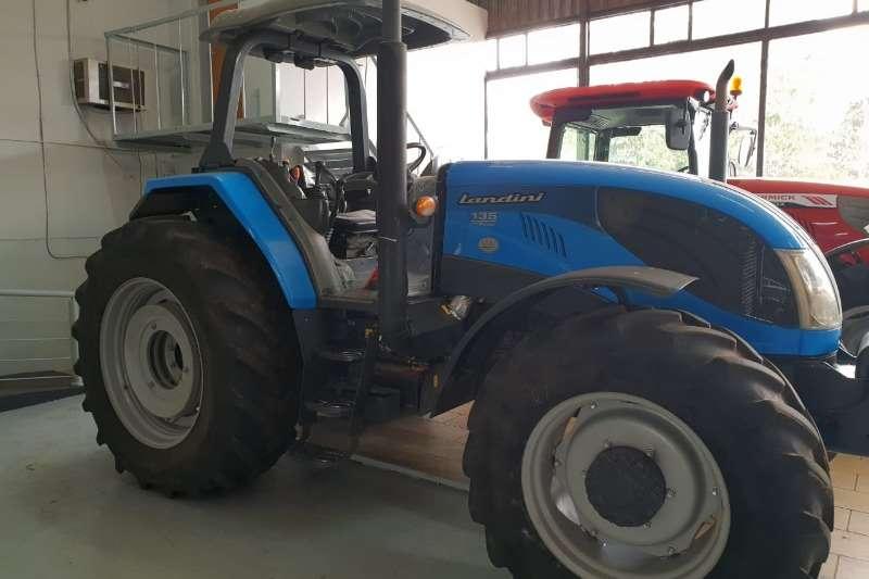 Landini Four wheel drive tractors Landini Landpower 135 DT Tractors