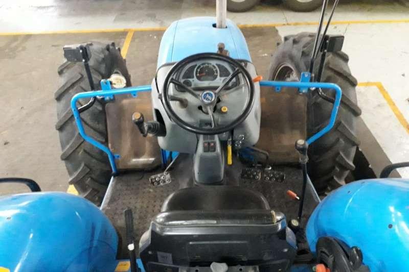 Landini Four wheel drive tractors Landini Powerfarm 105 HC Tractors