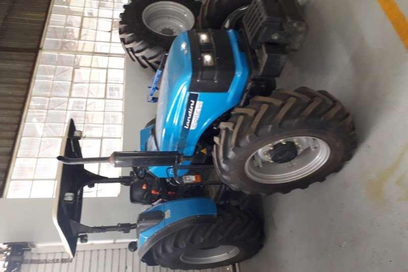 Landini Four wheel drive tractors Landini Solis 90 DT Tractors