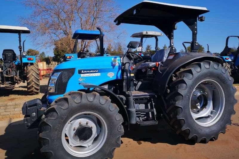 Landini Tractors Four Wheel Drive Tractors Landini Solis DT110 80kw 2018