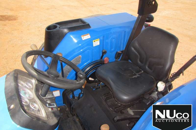 Landini LANDINI SOLIS 90 4WD TRACTOR Tractors