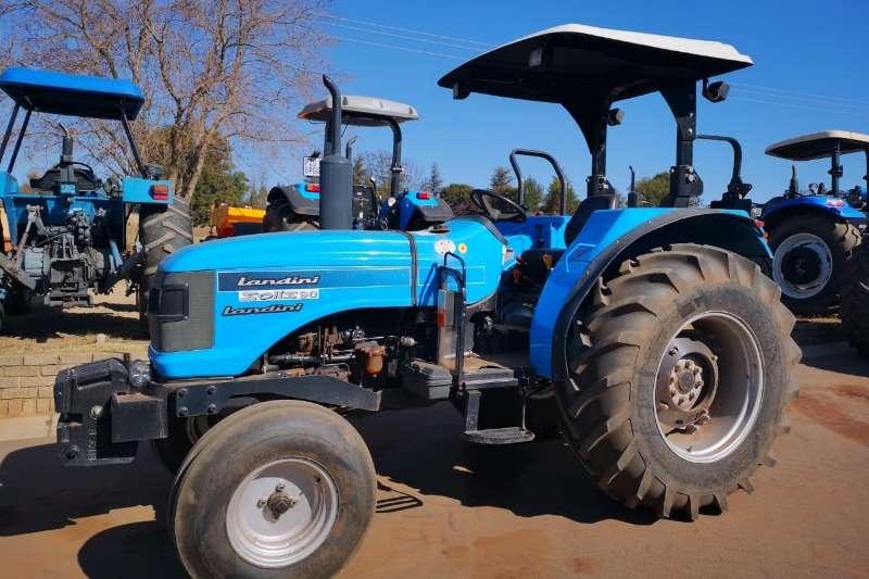 Landini Landini Solis R90 65 kw Tractors