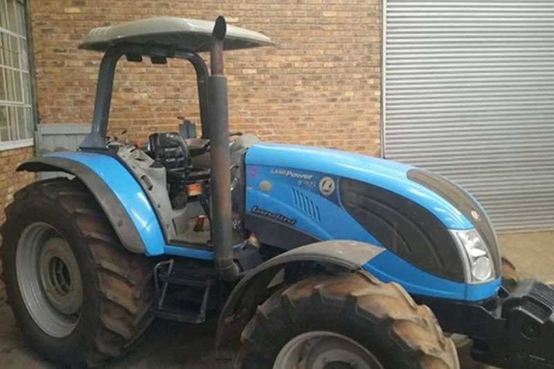 Landini Tractors LandPower 135 DT 2012