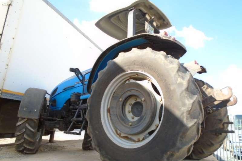 Landini Legend 130 4x4 Tractor Tractors