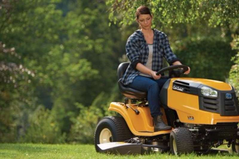 Lawn Equipment Blowers and Vacuums Cub Cadet Ride-on Lawn Tractors.