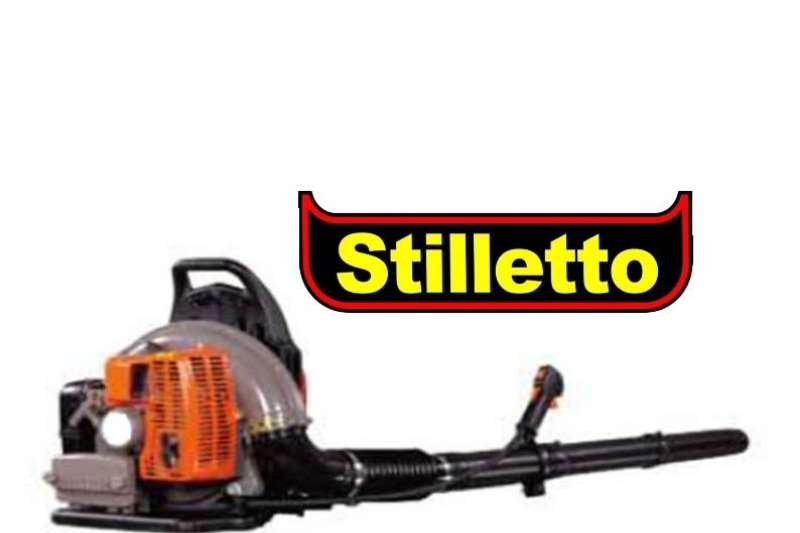 Blowers and vacuums Stilletto 650 Back Pack Blower Lawn equipment