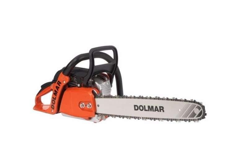 Chain saws Dolmar/Makita Professional Chainsaws Lawn equipment