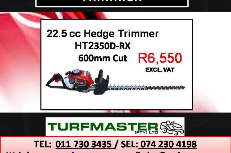 Lawn Equipment Hedge Trimmers MARUYAMA HEDGE TRIMMER