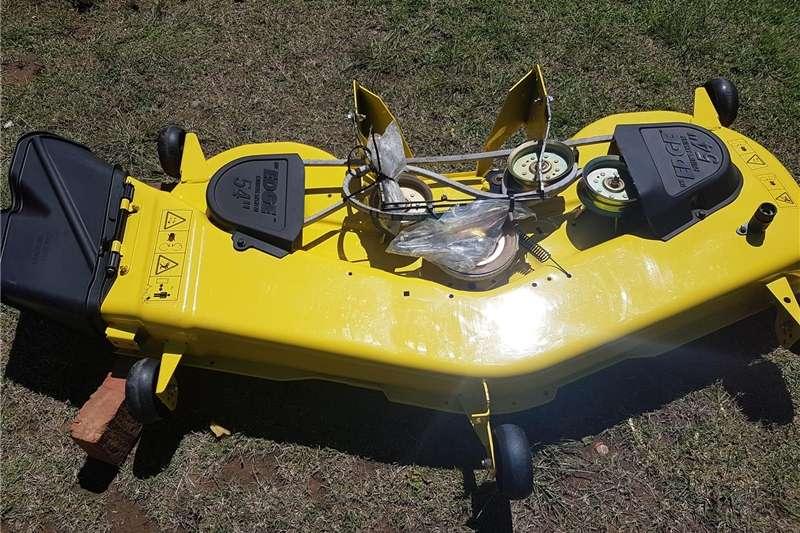 """Lawnmowers 54"""" John Deere mowerdeck Lawn equipment"""