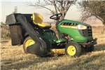 Lawn equipment Lawnmowers John Deere D 170