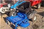 "Lawn Equipment Lawnmowers S2501 Blue Dixon ZTR44 Zero Turn Mower 38"" / Grass"