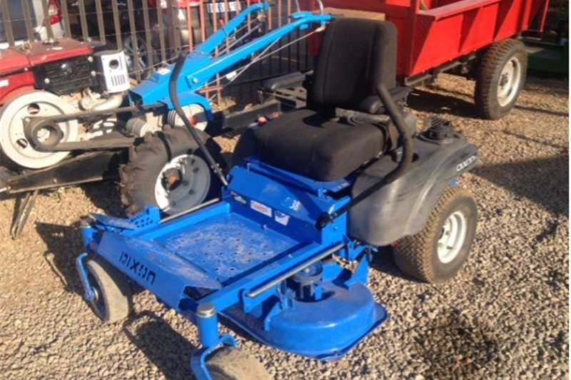 "Lawnmowers S2501 Blue Dixon ZTR44 Zero Turn Mower 38"" / Grass Lawn equipment"