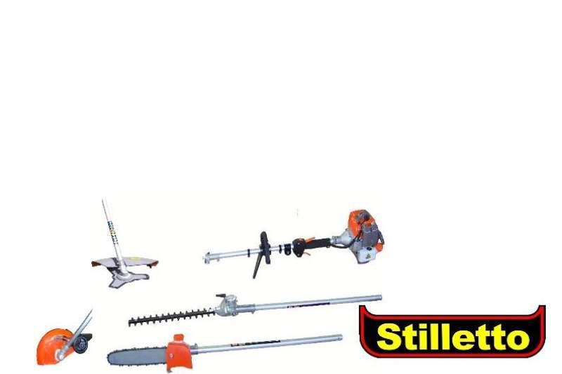 Stilletto Multi Tool Lawn equipment