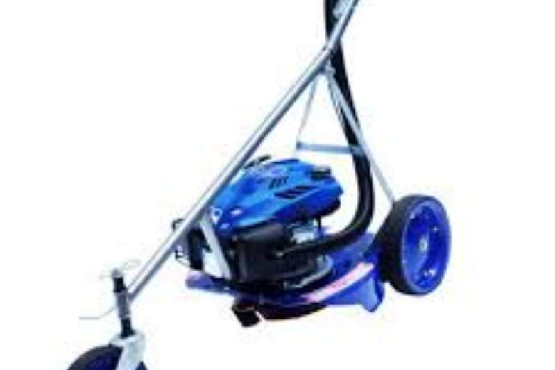 Lawn Equipment YAMAHA DRIE-WIEL GRASSNYERS