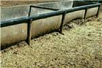 Livestock handling equipment Livestock crushes and equipment CATTLE AND GAME FEEDERS / VOERBAKKE