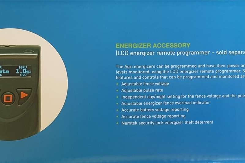Other livestock Agri 50 Solar Powered Energizer Kit New Livestock