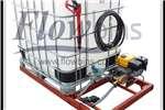 Machinery 1000Lt Pressure Washer 0 178 Bar adjustable   Bakk