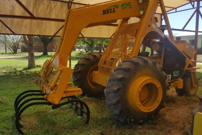 Bell Bell 125 Loader Machinery